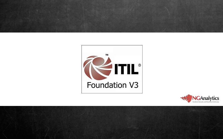 ITIL Foundation – V3