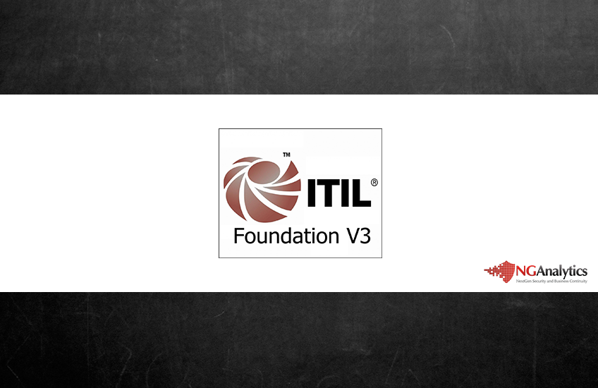 ITIL Foundation – V3