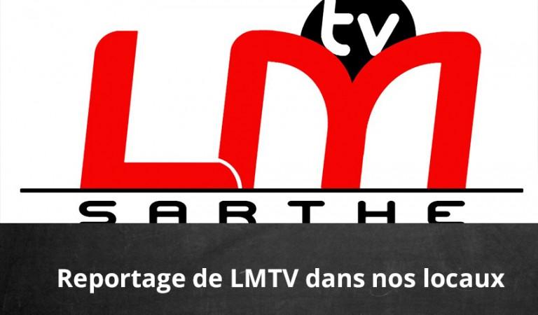Reportage de LMTV sur NGAnalytics