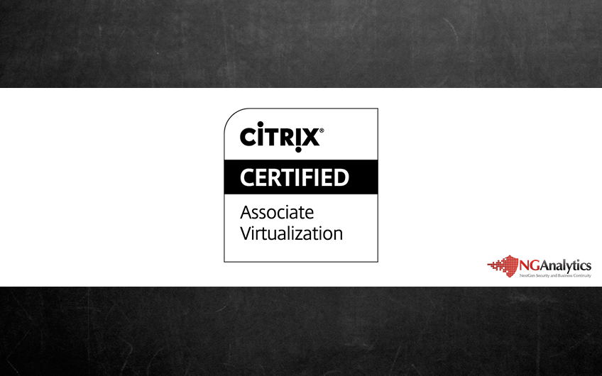 Citrix – XenApp & XenDesktop